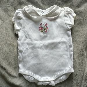 Gymboree Onesie strawberry 3~6M